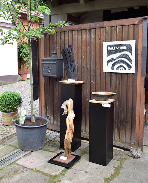 Ausstellung Kunstvoll Leben 2017
